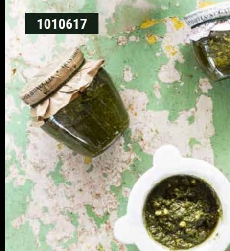 Pesto aus Ligurien